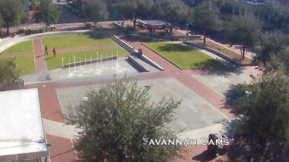 Savannah - Live Views, Georgia (USA) - Webcams