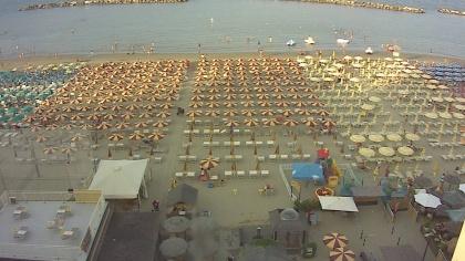 Gatteo Mare Hotel Flamingo Italien Webcams
