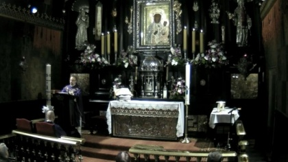 """czestochowa chat Christian chat rooms & forums the image of our lady of czestochowa gets its nickname """"black madonna"""" from the."""