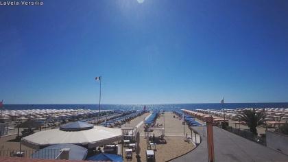 Lido di camaiore italien webcams - Bagno paradiso marina di carrara ...