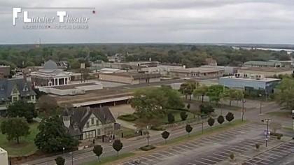 Orange panoramic view texas usa webcams for Galveston fishing pier cam