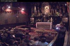 W Kaplicy Matki Bożej NIE WOLNO robić zdjęć z lampą błyskową!