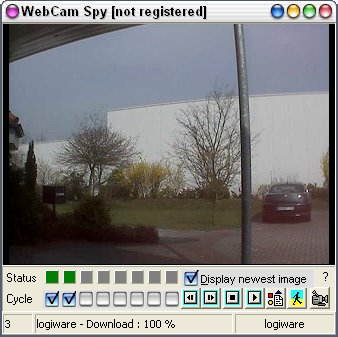 Spy Web Cam Software