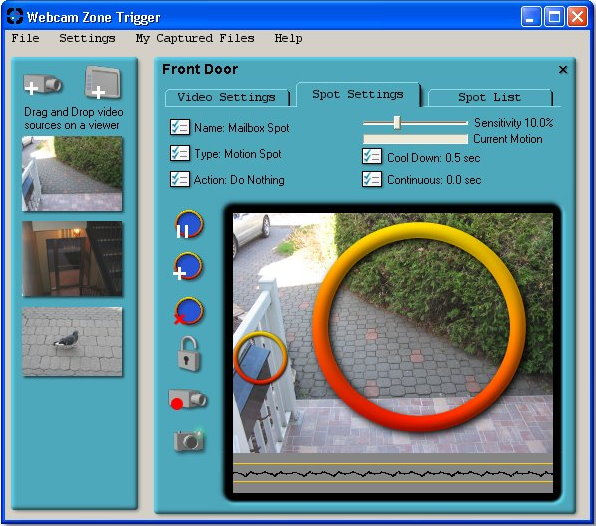 software for webcams