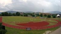 Węgierska Górka - Stadion TS METAL