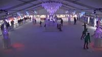 Groningen - Grote Markt - Ice rink
