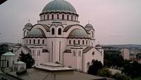 Belgrad - Cerkiew świętego Sawy