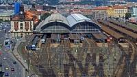 Prague - Praha hlavní nádraží