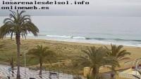 Arenales del Sol - Plaża
