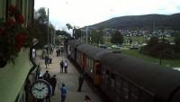 Blumberg - railway station