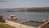 Lake Czorsztyn, castle