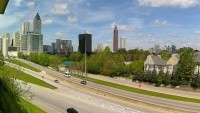 Atlanta - Freedom Pkwy, Downtown