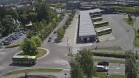 Lillestrøm - Dworzec autobusowy