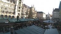 Munich - Marienplatz - Christkindlmarkt