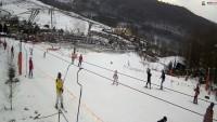 Wieżyca - Koszałkowo - Stok narciarski