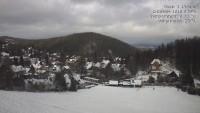 Lodowiec - Stok narciarski