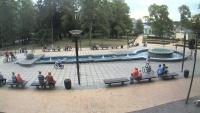 Druskininkai - Gydyklų parko fontanas