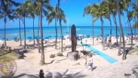 Honolulu Waikiki Strand