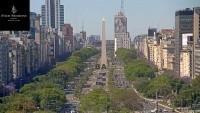 Buenos Aires - Avenida 9 de Julio