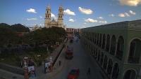 Campeche - Plaza De La Independencia