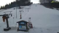 Dolina Leśnicy - Stok narciarski