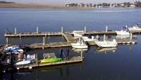 Tybee Island - A-J's Dockside Restaurant - Tybee Creek