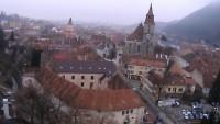 Brașov - Schwarze Kirche