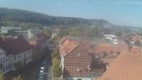 Osterode am Harz - Spritzenhausplatz, Neustädter Tor
