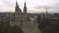 Fulda - Universitätsplatz, Dom