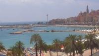 Mentona - Plaża