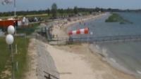 Jezioro Tarnobrzeskie - Plaża