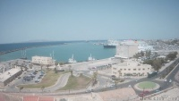 Crète - Héraklion - Port, Koules Fortress