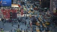 Times Square - Duffy Platz