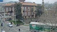 Bursa - Heykel Tarihi Belediye Binası