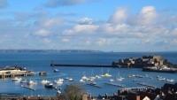 Saint Peter Port - The Harbour