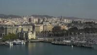 Barcelona - Rambla de Mar, Marina