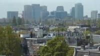 Amsterdam - panorama miasta
