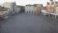 Finsterwalde - Marktplatz