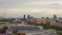 Berlin - Panorama w kierunku placu Poczdamskiego
