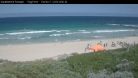Perth - Trigg Point - Plage