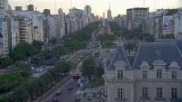 Buenos Airės - Avenida 9 de Julio