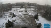 Chișinău - Parcul Catedralei, Arcul de Triumf