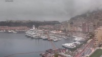 Monte Carlo - Port Hercule, beach