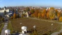 Panorama miasta ze Wzgórza Winnego