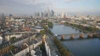 Frankfurt am Main - Panoramablick