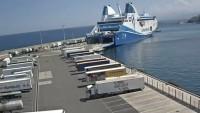 Korsyka - Bastia - Port
