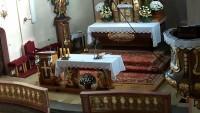Wojnowice - Parafia Podwyższenia Krzyża Świętego