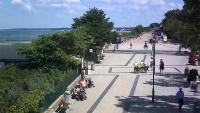 Beach, promenade