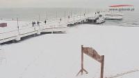 Brzeźno - Molo, plaża