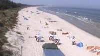 Grzybowo - Plaża